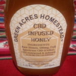 Our Homestead's Raw Honey